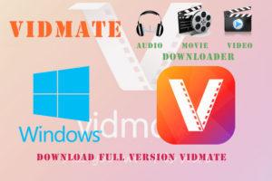 Download VidMate Windows