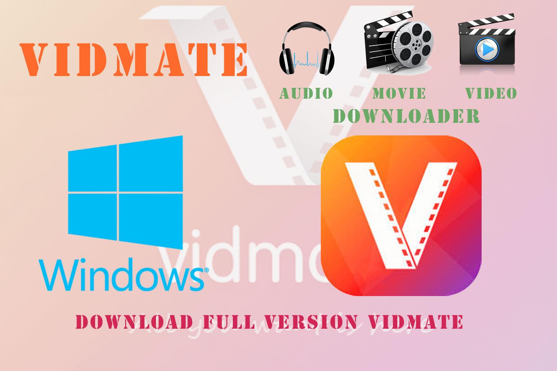 download vidmate apk for pc windows 7