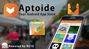 android app store aptoide