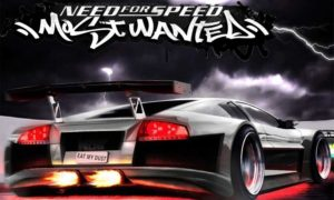 nfs most wanted be the most wanted