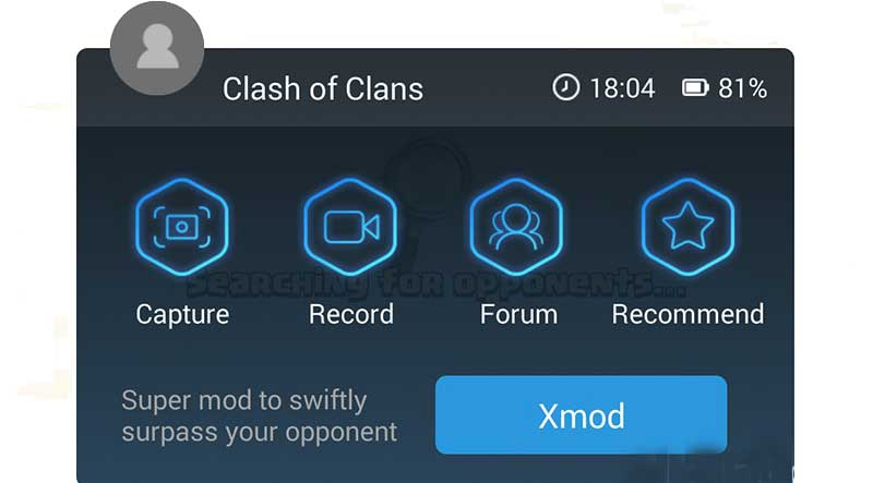 xmodgames apk for clash of clans
