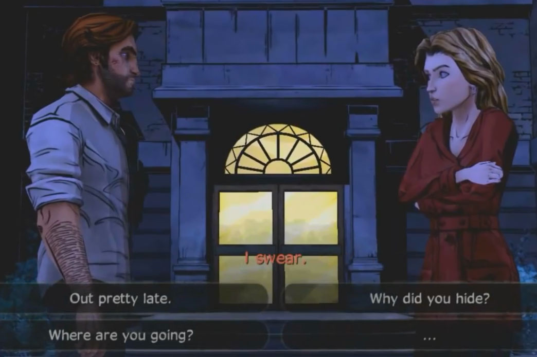 The Wolf among us all episodes