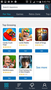 amazon appstore for you