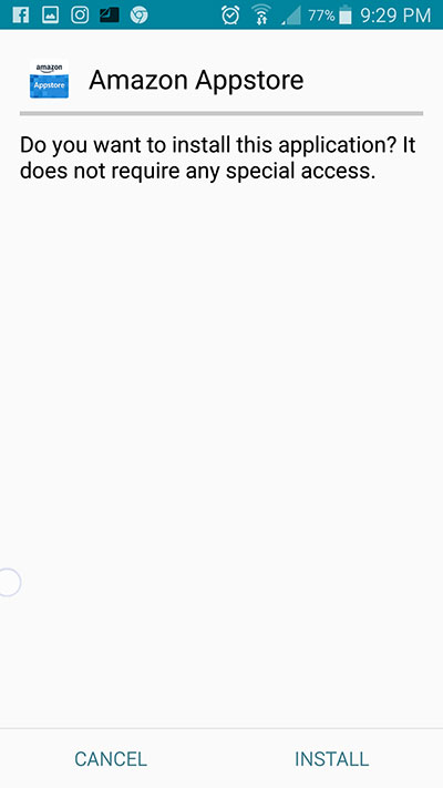 Amazon AppStore » Android Authority - RU10