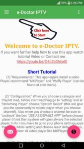 E-Doctor Screen 2