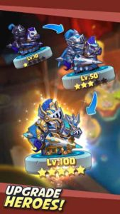 taptap heroes screen 1