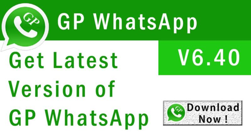 GP whatsapp 6.40